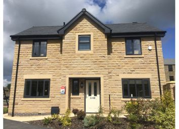 Thumbnail 4 bed detached house for sale in Earby Road, Salterforth