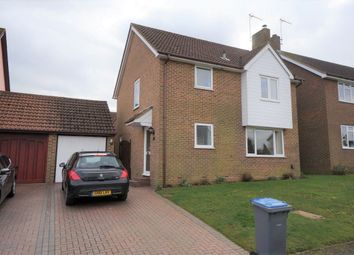 Thumbnail 3 bed property to rent in The Pastures, Ipswich, Suffolk