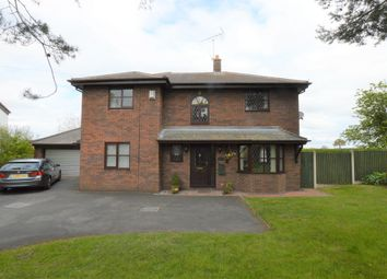 Thumbnail 4 bed detached house for sale in Vounog Hill, Penyffordd, Chester