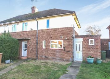 Thumbnail 3 bed semi-detached house for sale in Reeves Way, Peterborough