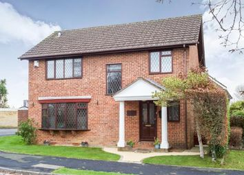 Thumbnail 4 bed detached house for sale in Cowplain, Waterlooville, Hampshire