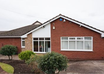 Thumbnail 3 bed detached bungalow for sale in Mount Street, Cannock