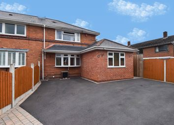 Thumbnail 3 bed end terrace house for sale in Dragoon Fields, Bromsgrove