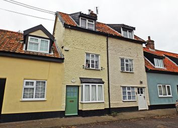 Thumbnail 2 bedroom terraced house for sale in The Street, Harleston, Suffolk