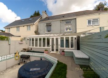 Thumbnail 2 bed terraced house for sale in Laira Avenue, Plymouth, Devon