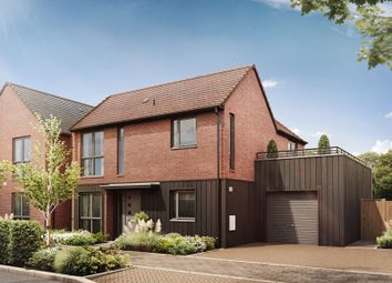 Walworth Road, Picket Piece, Andover SP11. 4 bed detached house for sale