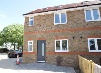 Thumbnail 3 bed semi-detached house for sale in The Parade, Pagham, Bognor Regis