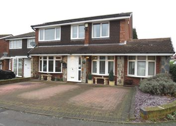 Thumbnail 4 bed detached house for sale in Grindsbrook, Wilnecote, Tamworth