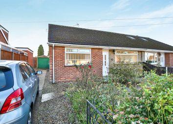 Thumbnail 2 bedroom semi-detached bungalow for sale in Sadler Road, Hellesdon, Norwich
