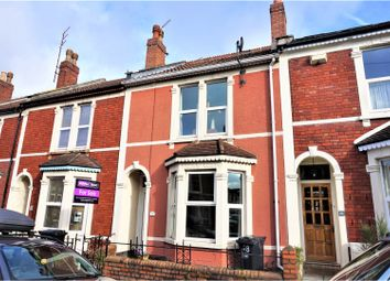 Thumbnail 2 bed terraced house for sale in Bruce Avenue, Easton