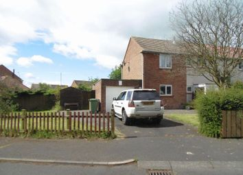 Thumbnail 3 bed semi-detached house for sale in St. Omer Road, Acklington, Morpeth