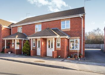 Thumbnail 2 bed town house for sale in Hevea Road, Burton-On-Trent