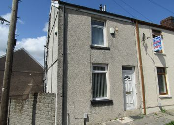 Thumbnail 2 bedroom end terrace house for sale in Grenfell Town, Pentrecwyth, Swansea, City And County Of Swansea.