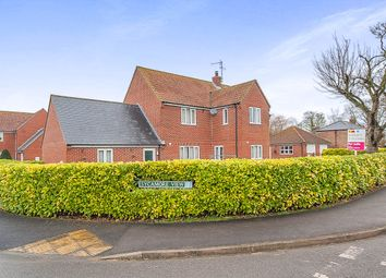 Thumbnail 4 bed detached house for sale in Sycamore View, Gedney Hill, Spalding