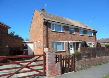 Thumbnail 2 bed semi-detached house for sale in St. Maurs Road, Ferring, Worthing