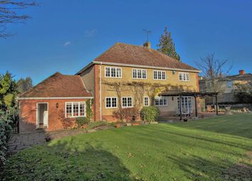 Thumbnail 5 bed detached house for sale in Abington House, Bury Road, Kentford