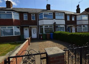 Thumbnail 2 bed terraced house for sale in North Road, Withernsea, East Yorkshire