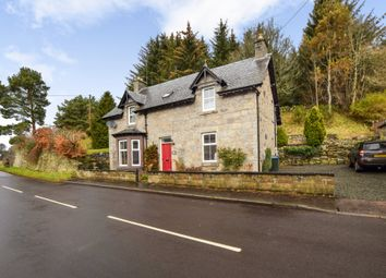 Thumbnail 4 bedroom detached house for sale in Main Street, Kirkmichael, Blairgowrie
