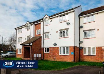 Thumbnail Flat to rent in Heathcote Way, West Drayton