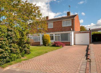 Thumbnail 3 bed semi-detached house for sale in Warrington Road, Paddock Wood, Tonbridge