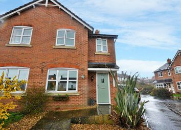 3 bed terraced house for sale in 8 Briarwood Court, Winsford CW7