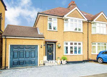 3 bed semi-detached house for sale in Cemmaes Court Road, Hemel Hempstead HP1