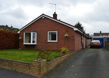 Thumbnail 2 bed detached bungalow for sale in Queens Croft, Cheswardine