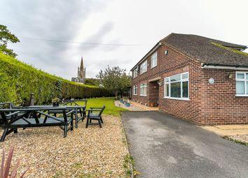 Thumbnail 3 bed detached house for sale in Newport Road, Hanslope, Milton Keynes