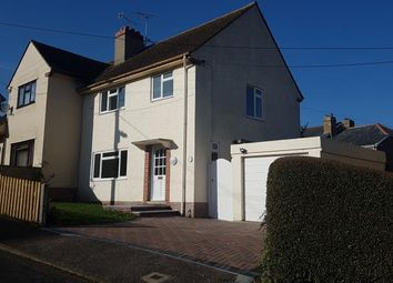 Thumbnail 3 bedroom semi-detached house to rent in Eyewell Green, Seaton