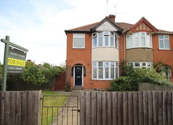 Thumbnail 3 bedroom semi-detached house for sale in Lavenham Road, Ipswich