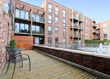 Thumbnail 2 bed flat for sale in Howard Close, Stanmore Place, Stanmore