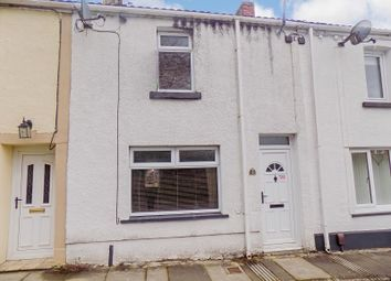 Thumbnail 2 bed terraced house for sale in Glebeland Street, Cadoxton, Neath, Neath Port Talbot.