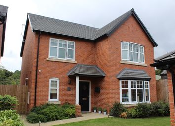 Thumbnail 4 bed detached house to rent in Georges Place, Beeston, Cheshire