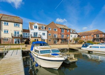 Thumbnail 3 bed flat for sale in West Quay, Abingdon Marina, Abingdon
