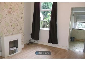 Thumbnail 2 bedroom terraced house to rent in Harrison Street, Derby