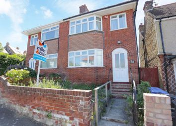 Thumbnail 3 bed semi-detached house for sale in Alfred Road, Margate
