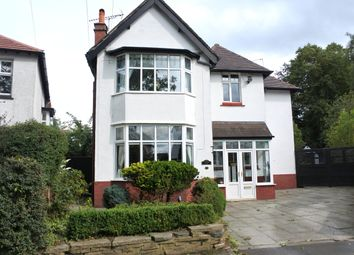 Thumbnail 4 bed detached house for sale in Maple Grove, Prestwich, Manchester