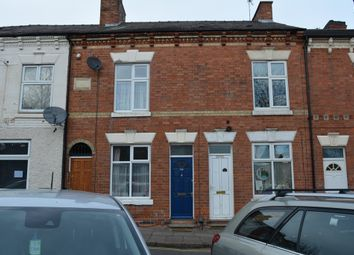 Thumbnail 2 bedroom terraced house for sale in Cedar Road, Leicester