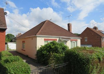 Thumbnail 2 bed detached bungalow for sale in Dunstan Road, Maltby, Rotherham