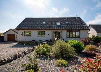 Thumbnail 5 bed detached house for sale in Aird Place, Balblair, Dingwall, Highland