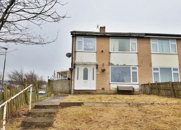 Thumbnail 3 bed semi-detached house for sale in Dent Close, Haswell, Durham, County Durham
