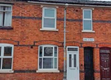Thumbnail 2 bed terraced house for sale in Lime Street, Wolverhampton