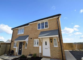 Thumbnail 2 bed semi-detached house to rent in Centenary Way, Threemilestone, Truro, Cornwall