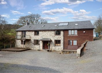 Thumbnail 4 bed barn conversion for sale in Old Hall, Llanidloes