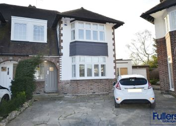 Thumbnail Semi-detached house to rent in Yew Tree Close, Winchmore Hill
