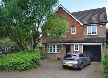 Thumbnail 4 bed detached house for sale in Manston Grove, Kingston Upon Thames