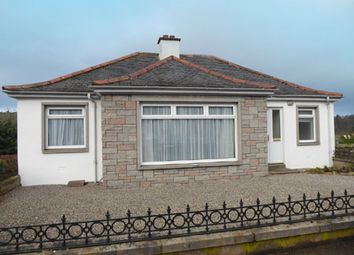 Thumbnail 3 bed detached bungalow for sale in Mary Avenue, Aberlour