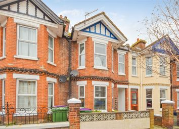 Thumbnail 4 bed terraced house for sale in St Hilda Road, Folkestone, Kent