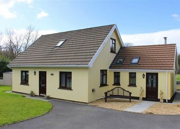 Thumbnail 3 bed detached bungalow for sale in Broadmoor, Kilgetty