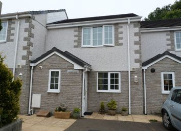 Thumbnail 2 bed terraced house to rent in Gas Lane, Liskeard